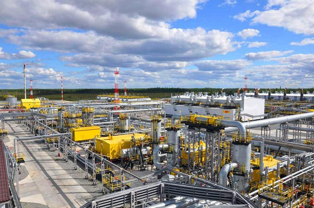 Харампурское нефтегазоконденсатное месторождение