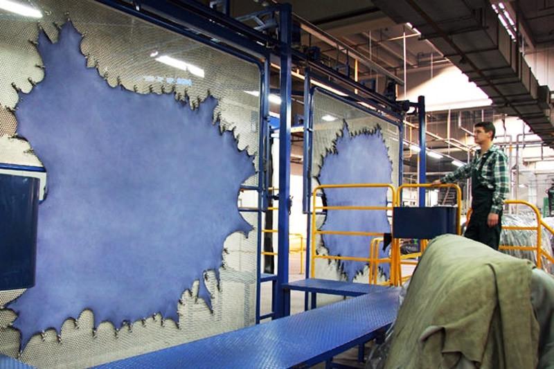 кожевенный завод на Алтае